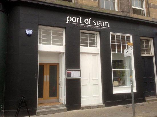 Port Of Siam New Town Edinburgh Broughton Calton Restaurant Reviews Phone Number