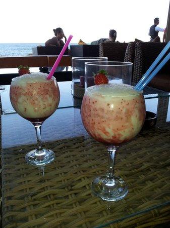 Maui Beach Club : heerlijke cocktails!