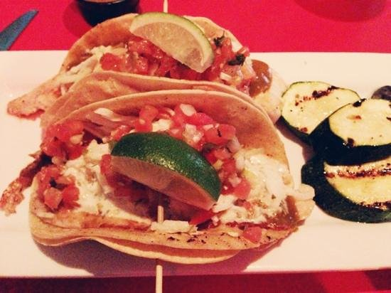 Eat by Pescados China St.: fish tacos
