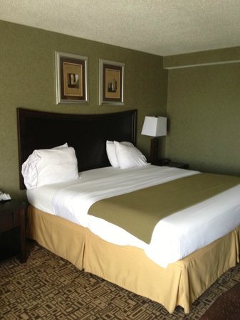 Holiday Inn Express Edgewood-I95: King Size Bed