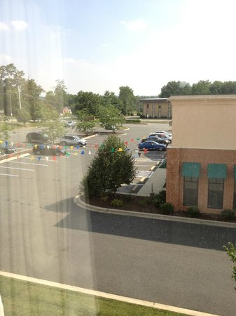Holiday Inn Express Edgewood-I95: View from third floor room