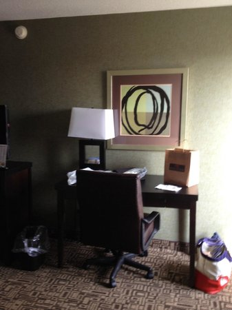 Holiday Inn Express Edgewood-I95: Desk
