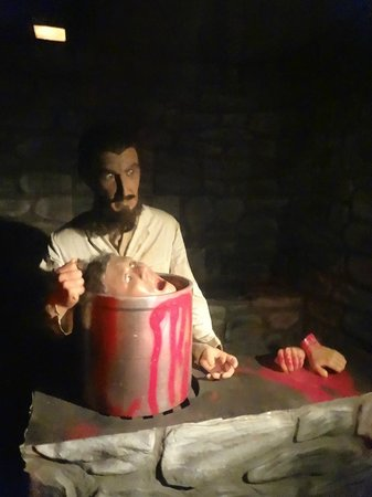 House of Frankenstein Wax Museum: good place