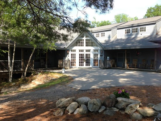 Geneva Point Center on Lake Winnipesaukee: The Meeting House