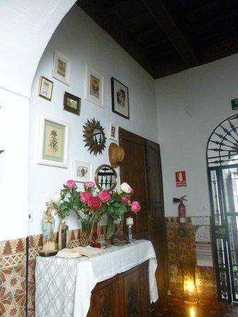 Hostel El Antiguo Convento: entrée