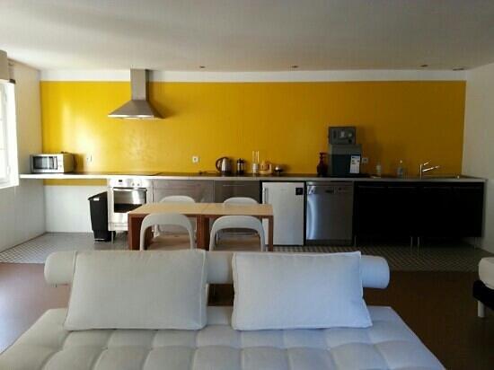 Bloc G: appartement