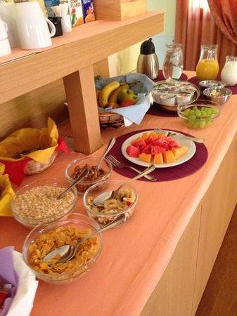 Hotel C25: ein gesundes Frühstück!
