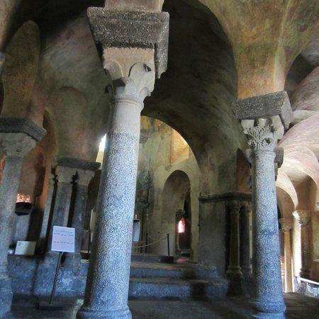 Chapelle St. Michel d'Aiguilhe: La chapelle - intérieur