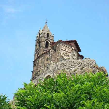 Chapelle St. Michel d'Aiguilhe: La chapelle - extérieur
