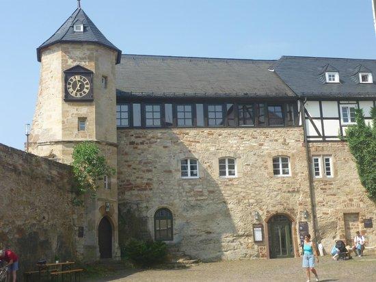 Hotel Schloss Waldeck: Burg