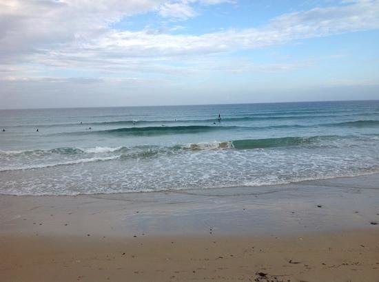 Beachcombers Apartments: surfing ,Watergate Bay
