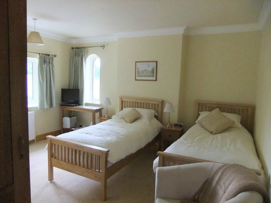 St Mary's Lodge B&B: Twin ensuite
