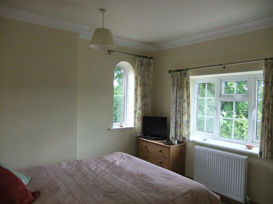 St Mary's Lodge B&B: Double ensuite