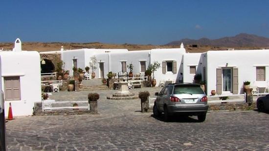 Eleni's Village Suites: eleni's village