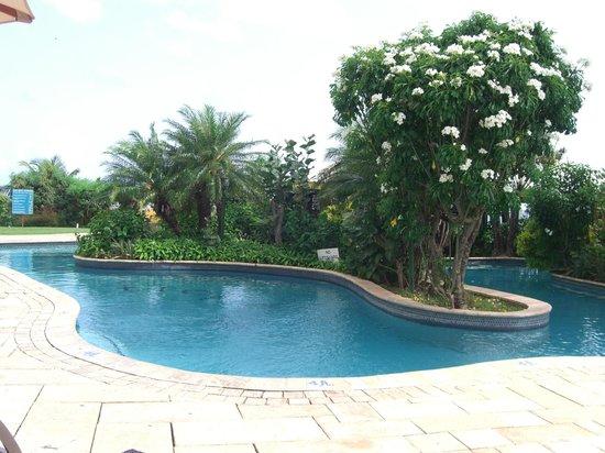 Tropikist Beach Hotel & Resort: pool with swim up bar