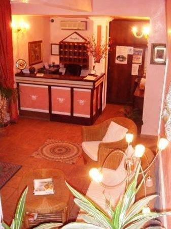 Hotel La Calabrese : reception
