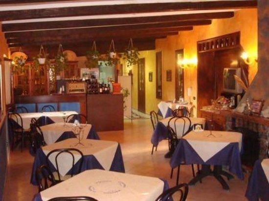 Hotel La Calabrese : sala colazione