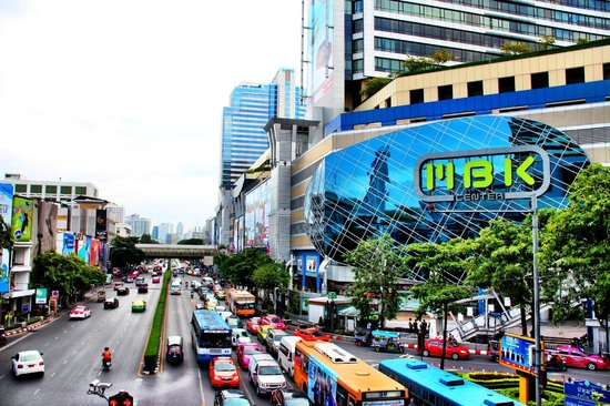 Pathumwan Princess Hotel Mbk Ping Centre With Behind It