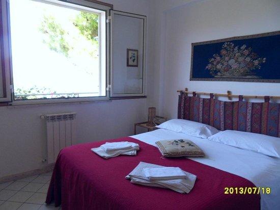 Park Residence Cicladi: camera da letto