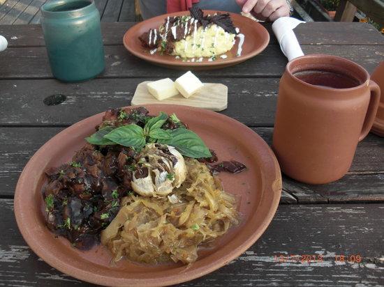 Saaremaa Veski: food