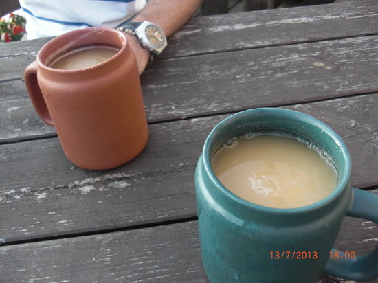 Saaremaa Veski: Homemade beer