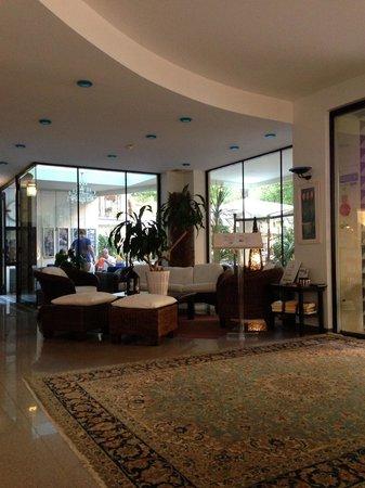 Hotel Atlantic Riviera: ENTRATA