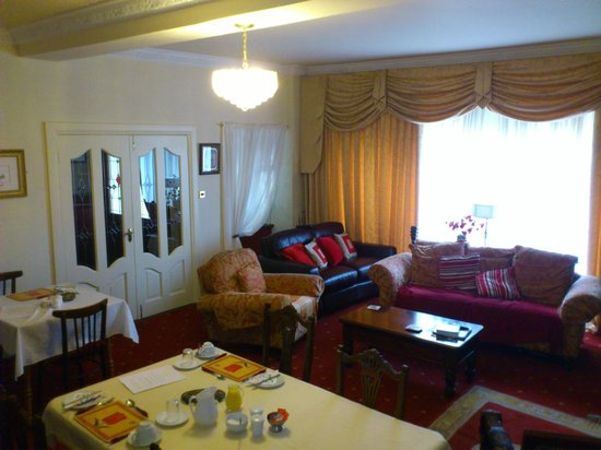 Tinsley House B&B : Breakfast room