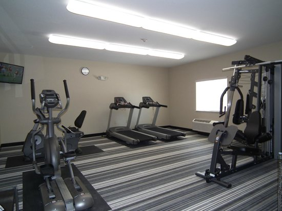 Candlewood Suites New Braunfels : Fitness Room