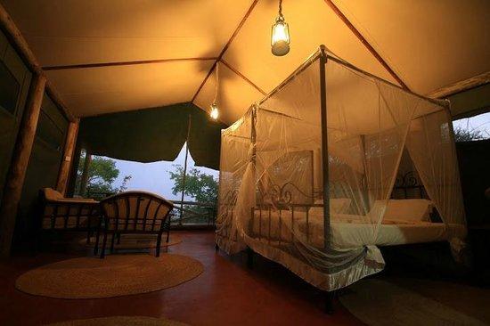 Kirurumu Manyara Lodge: Zimmer