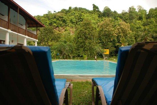 Nooit Gedacht Heritage Hotel: Pool