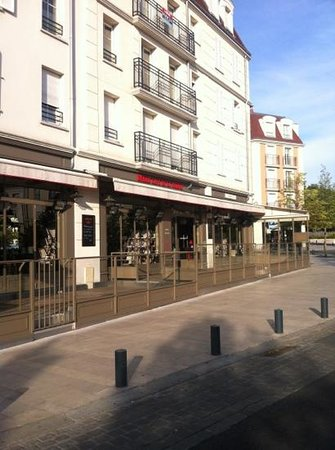Grand caf de la mairie maisons alfort restaurant avis for Avis maison alfort