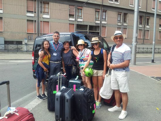 Roma Limousine Car Service - Tour: Thank you Roma Limo service!