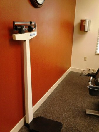 Homewood Suites by Hilton: Spa scale