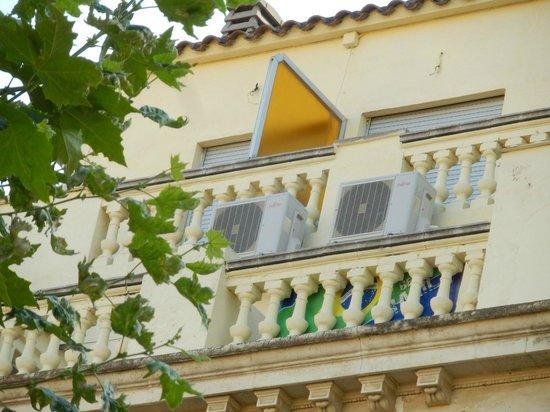 Niza: Balcony