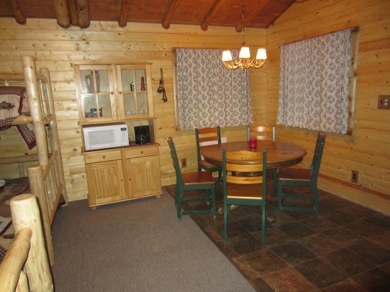 Alaska Creekside Cabins: Inside the Spring Cabin
