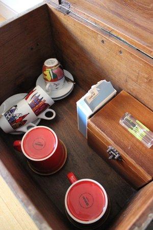 Le Quartier Sonang: Tea