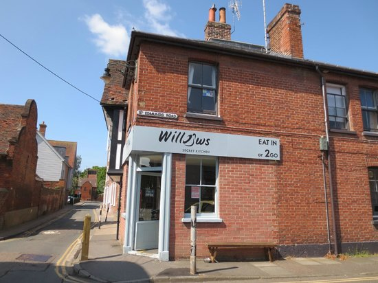 Willows Secret Kitchen: So good it's secret!