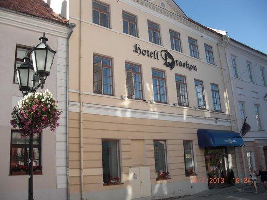 Hotel Draakon: The hotel
