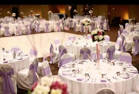 Best Western Plus Hotel & Conference Center: Wedding done in the Ballroom