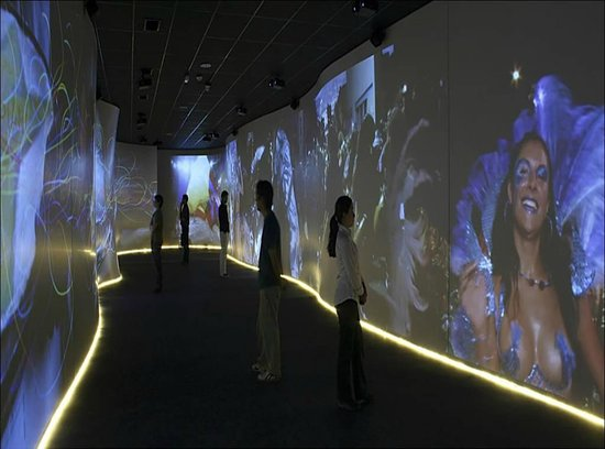 Centro BIT: Sala Audiovisual