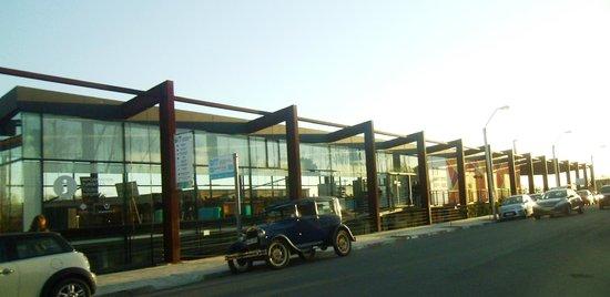 Centro BIT: Fachada