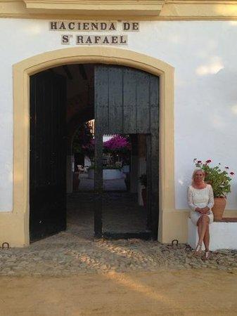 Hacienda de San Rafael: Add a caption