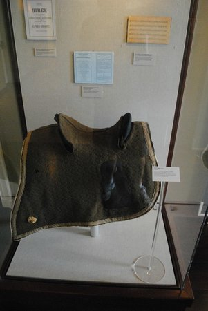David Wills House : Lincoln's Saddle