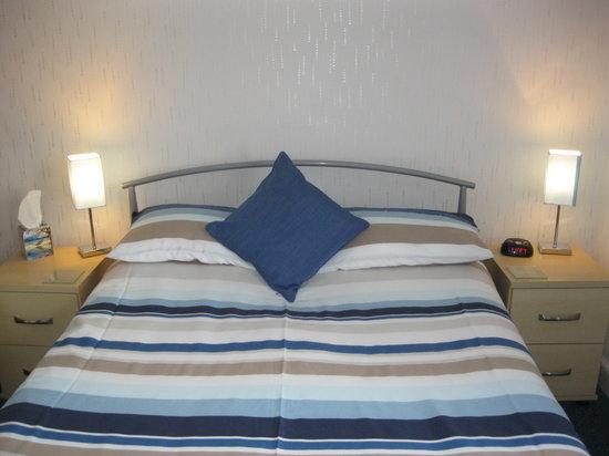 Channel View Guest House: en-suite double room