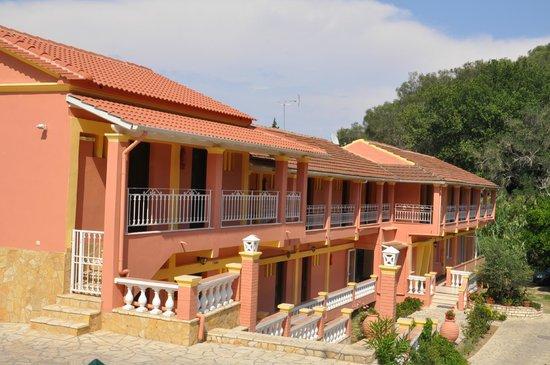 Penelope Hotel: Camera con balcone