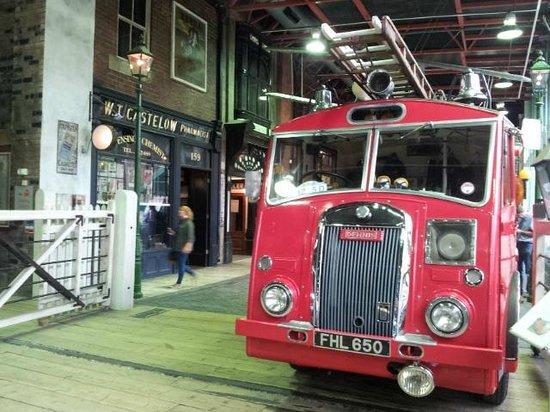 Streetlife Museum of Transport: Streetlife fire appliance