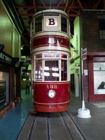 Streetlife Museum of Transport: Streetlife tram