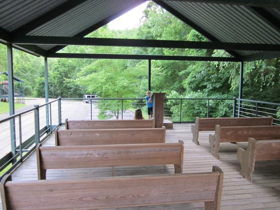 Big South Fork National River and Recreation Area: The Church