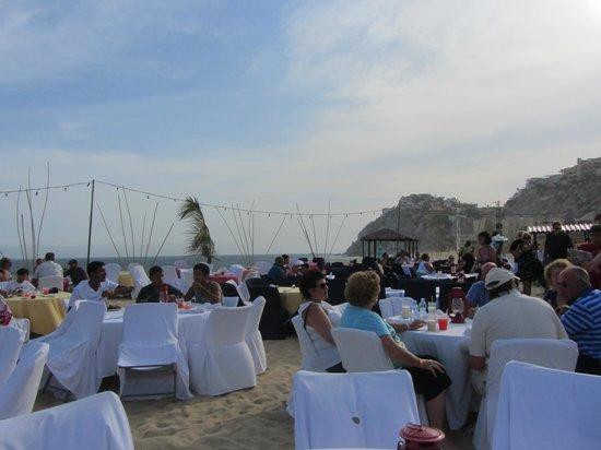 Playa Grande Resort: Beach night - sold out fast