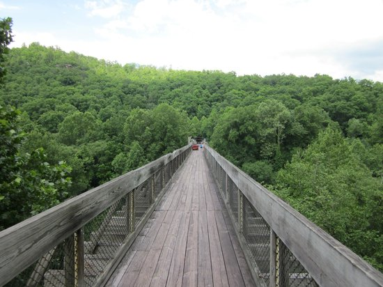Big South Fork National River and Recreation Area: Across the River